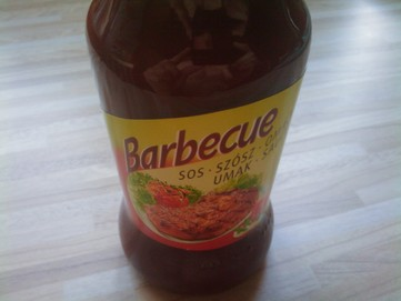 Barbecue sauce - picture no. 1
