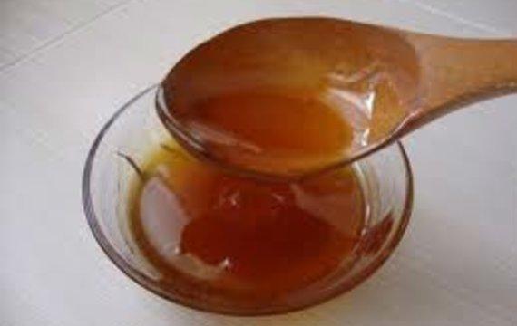 Honey of pine