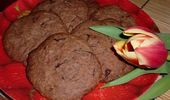 Cocoa biscuits with chocolate - immagine n° 1