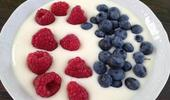 Yoghurt with berries - immagine n° 1