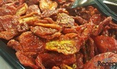 The spread of dried tomatoes - picture no. 1