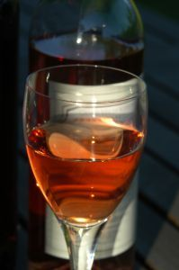 Pink wine - picture no. 1