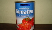 Canned tomatoes - picture no. 1