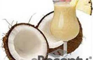 Coconut syrup